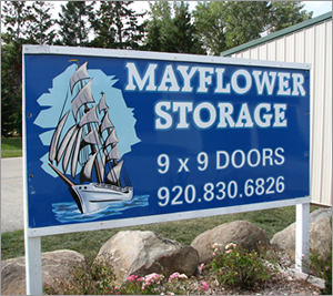 Contact Mayflower Self Storage